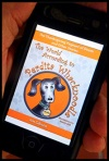 Perdita's Book on iPhone Kindle Reader