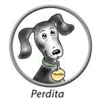 Perdita Whacknoodle, dog poet and dog writer
