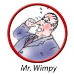Mr. Wimpy