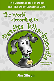 Perdita Whacknoodle Christmas Book Cover
